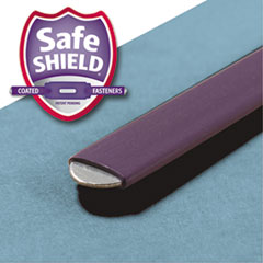 SMD14025 - Smead® 6-Section Colored Pressboard Top Tab Classification Folders with SafeSHIELD™ Coated Fastener