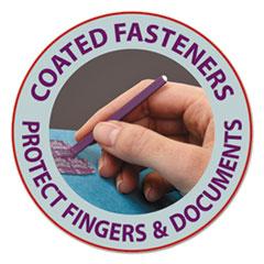 SMD29781 - Smead® Colored Pressboard End Tab Classification Folders w/SafeSHIELD™ Coated Fasteners