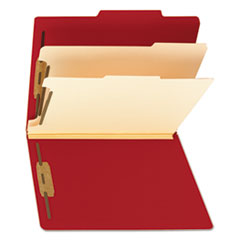 SMD14003 - Smead® Colored Top Tab Classification Folders