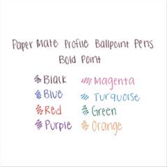 PAP1960662 - Paper Mate® Profile™ Retractable Ballpoint Pen
