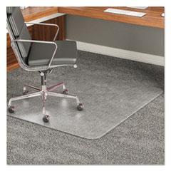 DEFCM17443F - deflect-o® ExecuMat® Chair Mat for Highest Pile/Plush Carpeting