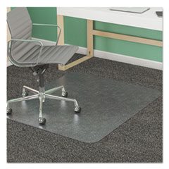 DEFCM14243 - deflect-o® SuperMat™ Chair Mat for Medium Pile Carpet