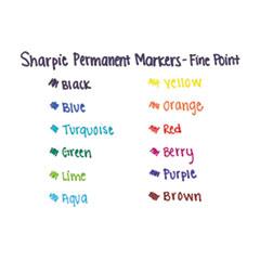 SAN1801743 - Sharpie® Pink Ribbon Fine Tip Permanent Marker