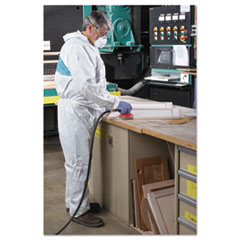 MMM4520BLKM - 3M Disposable Protective Coveralls