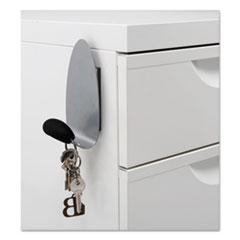 ABAPMMAG - Alba Magnetic Coat Peg
