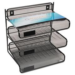 ROL22341 - Rolodex™ Mesh Three-Tier Desk Shelf