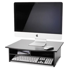 ROL82431 - Rolodex™ Wood Tones™ Printer Stand