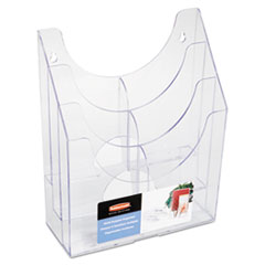 RUB66040ROS - Rubbermaid® Optimizers™ Multipurpose Six-Pocket Organizer