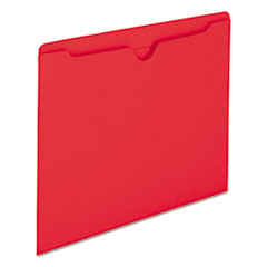 SMD75509 - Smead® Colored File Jackets with Reinforced Double-Ply Tab