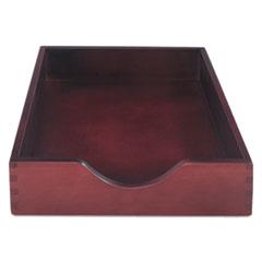 CVR07213 - Carver™ Hardwood Stackable Desk Trays