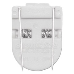 AVT75342 - Advantus® Wall Clips for Fabric Panels