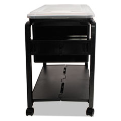 AVT55758 - Advantus® Folding Mobile File Cart