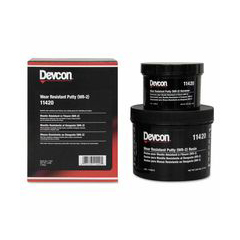 ORS230-11420 - DevconWear Resistant Putty WR-2