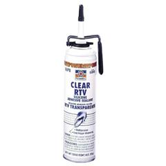 PRM230-85913 - PermatexClear RTV Silicone Adhesive Sealants