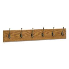 SAF4217MO - Safco® Wood Wall Racks