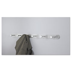 SAF4202 - Safco® Nail Head Metal Coat Hooks