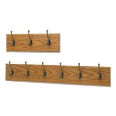 SAF4216MO - Safco® Wood Wall Racks