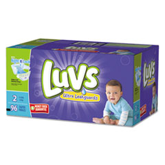 PGC85928CT - Luvs Diapers