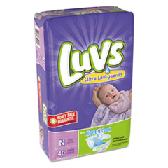 PGC85921CT - Luvs Diapers