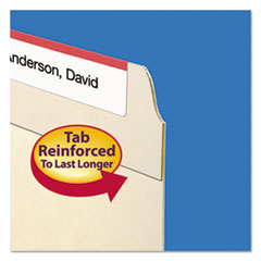 SMD10335 - Smead® Reinforced Tab Manila File Folder