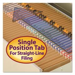 SMD10710 - Smead® Reinforced Heavyweight Kraft File Folder