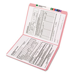 SMD12610 - Smead® Reinforced Top Tab Colored File Folders