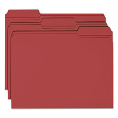 SMD13084 - Smead® Reinforced Top Tab Colored File Folders