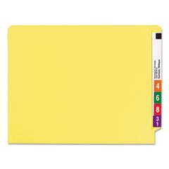 SMD25950 - Smead® WaterShed®/CutLess® End Tab Fastener Folders