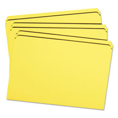 SMD17910 - Smead® Reinforced Top Tab Colored File Folders