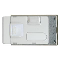 AVT76416 - Advantus® Rigid Two-Badge Blocking Smart Card Holder