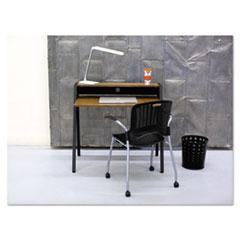 SAF9740BL - Safco® Bubble Wastebasket