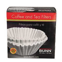 BUNBCF100BCT - BUNN® Coffee Brewer Filters