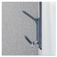 UNV08607 - Universal® Recycled Plastic Cubicle Coat Hook