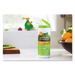 SEV22812 - Seventh Generation® Botanical Disinfecting Wipes
