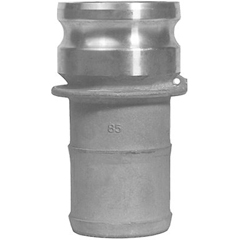 DXV238-400-E-AL - Dixon Valve - Andrews/Boss-Lock Type E Cam and Grove Adapters