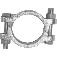 DXV238-550 - Dixon ValveDouble Bolt Hose Clamps