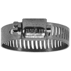 DXV238-MH8 - Dixon ValveMH Series Miniature Worm Gear Clamps