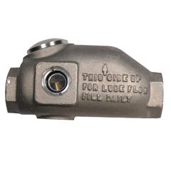 DXV238-PL300 - Dixon ValveIn-Line Lubricators