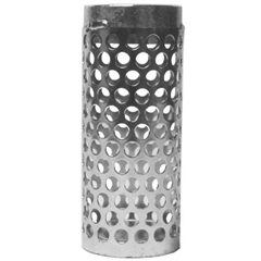 DXV238-RSS35 - Dixon ValveThreaded Long Thin Round Hole Strainers