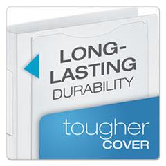 CRD54652 - Cardinal® SuperLife™ Pro EasyOpen® ClearVue™ Locking Slant-D® Ring Binder