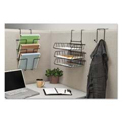 FEL75510 - Fellowes® Wire Partition Additions™ Coat Hook