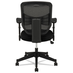 BSXVL531MM10 - basyx® VL531 Mesh High-Back Task Chair with Adjustable Arms