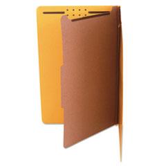 UNV10214 - Universal® Bright Colored Pressboard Classification Folders