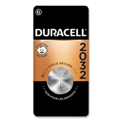 DURDL2032BPK - Duracell® Medical Battery 2032