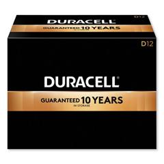 DUR243-MN1300 - DuracellCoppertop® Alkaline D Batteries