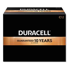 DUR243-MN1400 - Duracell - Coppertop® Alkaline C Batteries
