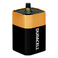 DUR243-MN908 - DuracellAlkaline Lantern Batteries