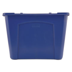 RCP571473BE - Rubbermaid® Commercial Stacking Recycle Bin