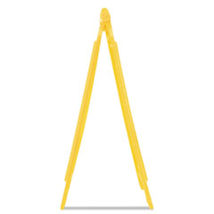 RCP611200YW - Rubbermaid® Commercial Multilingual Caution Floor Sign