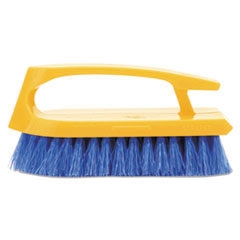 RCP6482COB - Rubbermaid Commercial® Iron-Shaped Handle Scrub Brush